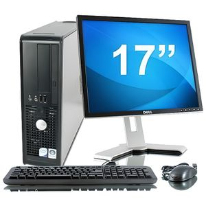 UNITÉ CENTRALE  Lot PC DELL Optiplex 780 SFF Core 2 Duo E7500 2.93