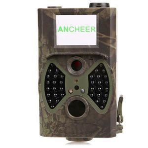 CAMÉSCOPE NUMÉRIQUE Caméra HC-300A IR Hunting Cam numérique Trail camé