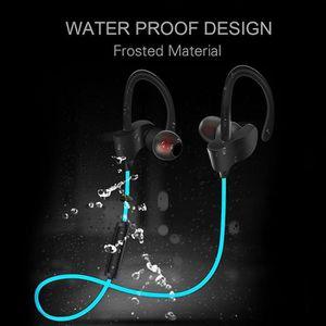 CASQUE - ÉCOUTEURS Oreillette Bluetooth,Ecouteur de Sport Bluetooth 4