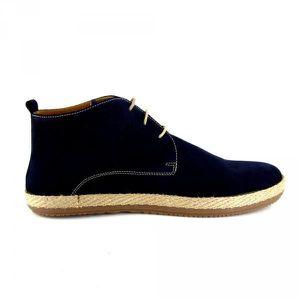 RICHELIEU J.BRADFORD Chaussures JB-TROSERT Marine  - Couleur