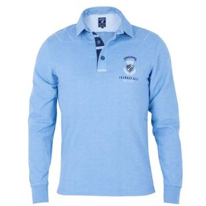 Shilton Polo Rugby Crowned - Couleur - Rose, Taille - 4XL