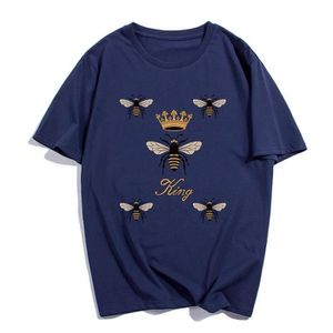 T-SHIRT un t - shirt 2019 été dayifun hommes manches court