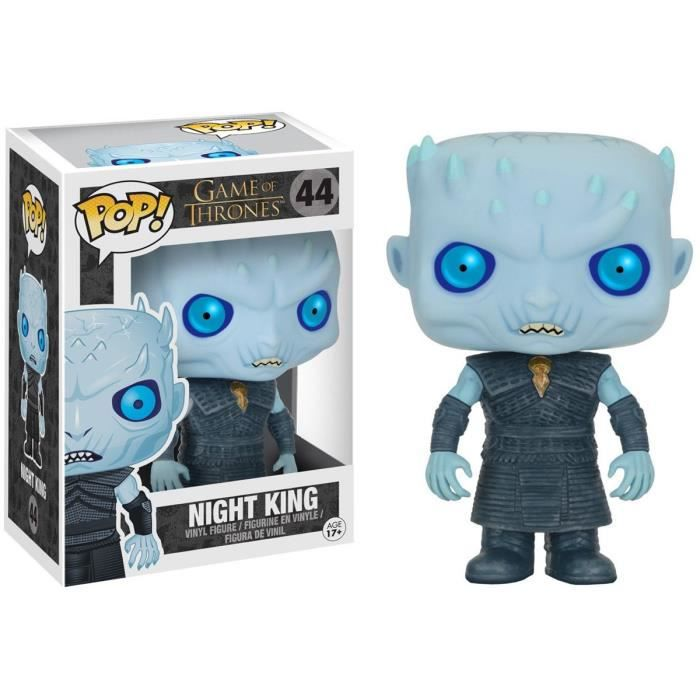 Figurine Funko Pop! Game Of Thrones: Roi de la nuit