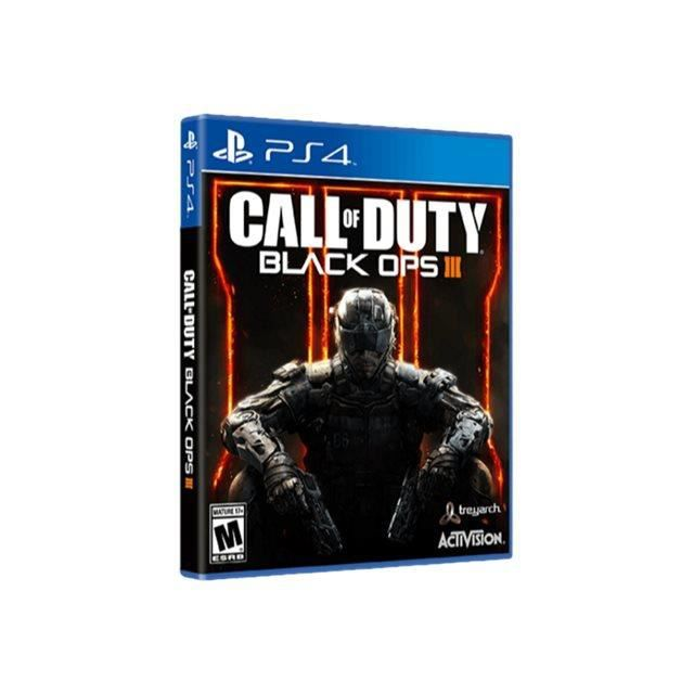 JEU PS4 Call of Duty Black Ops III PlayStation 4 allemand