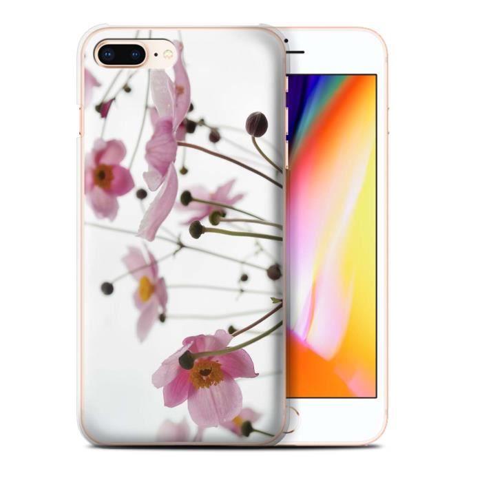 coque iphone 8 plus printemps