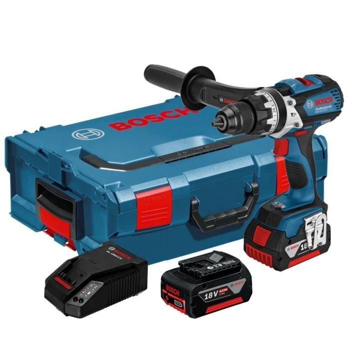 82c42d56ea282d Perceuse-visseuse Bosch GSB 18 VE-EC - Achat   Vente perceuse ...