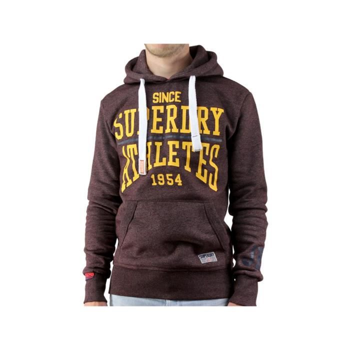 Vente Rouge Pgtsweat M Athletes Hood New Achat Homme Superdry x8qFTxZY
