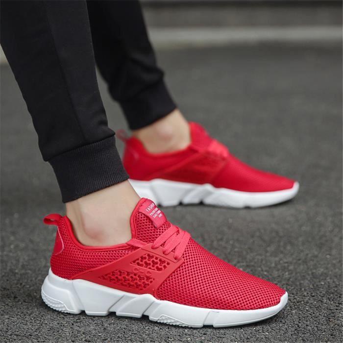 L'usure De Plus À Loisirs1 Respirant Sandales Homme Couleur Chaussures Personnalité Loafer Résistantes Sneakers Super KF1lJc