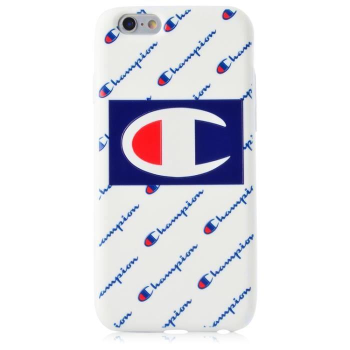 coque iphone 7 et iphone 8 champion sport
