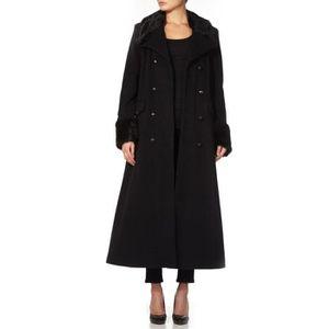 ... MANTEAU - CABAN De La Crème Femmes - Women`s laine manteau d hiver ... 427d42e470e