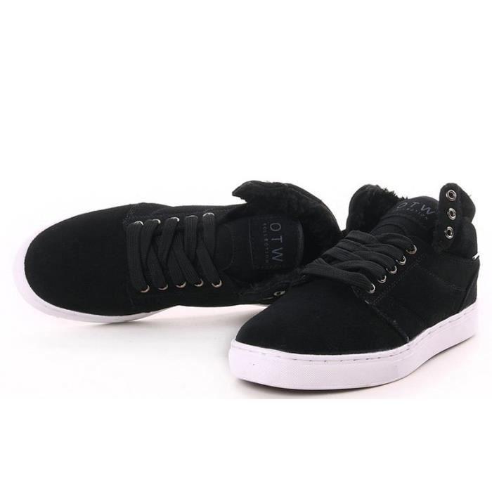 HEE GRAND Homme Juniors Chaussures Hiver de Cas... nBn3Ah8RJQ