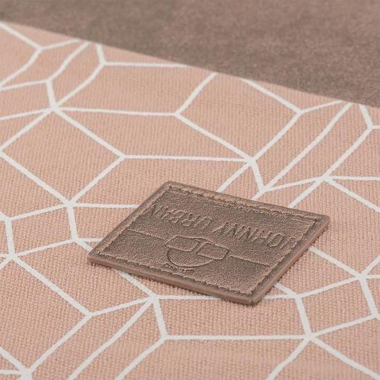 78959ff71c JOHNNY URBAN Noah - motif-rose - Sac à dos cordon de toile de coton & cuir  végétalien - Sac de Sport avec Poche pour Homme et Femme - Achat / Vente  sac à ...