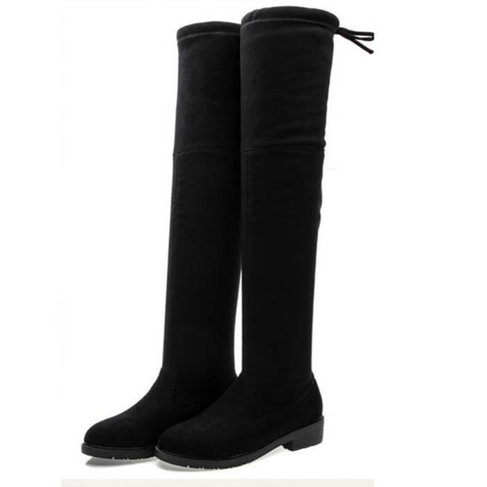 2016 jambe maigre sexy stretch chaud nouvelle mode féminine pour l'automne/hiver bottes cFuUUNYCyY