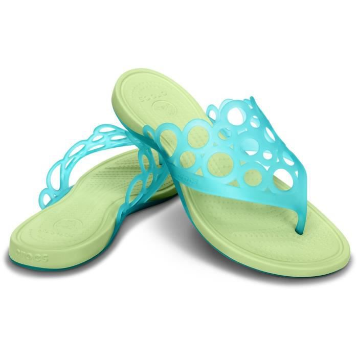 Flip Adrina House Bubbles Slippers 37 Aaykw Crocs Women's And flops Taille qHw77P