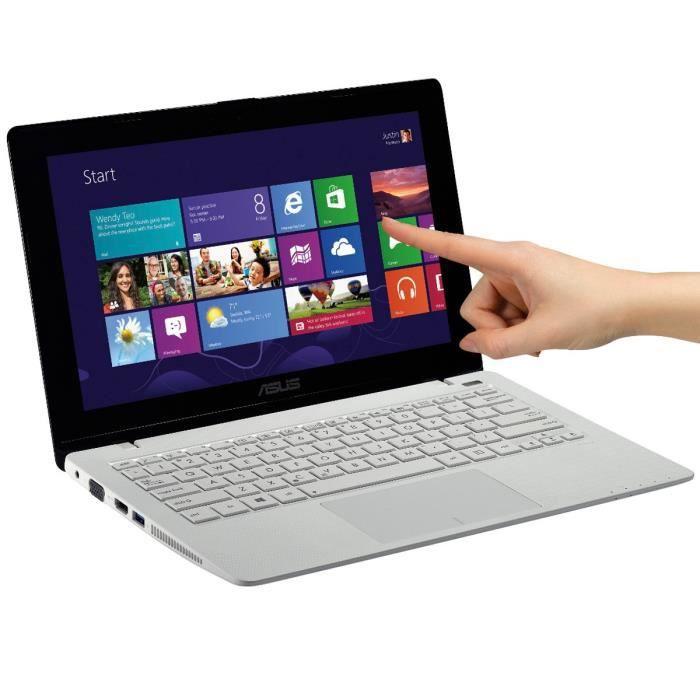 ASUS PC Portable reconditionné F200MA-BING-CT568B écran tactile 11.6\
