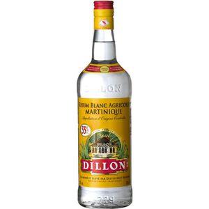 RHUM Rhum Blanc  Dillon 55% 1L