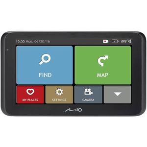 MOI MiVue drive 60 LM GPS voiture - Caméra embarquée full HD - Aide ? la conduite - Mise ? jour ? vie - Enregistrement supérieur