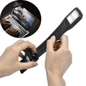 VEILLEUSE Lampe de lecture LED clip rechargeable lumière de