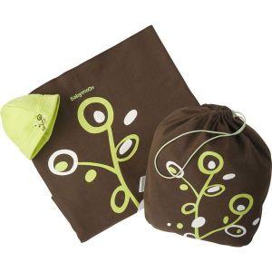 0de7ac0a1d7 BABYMOOV Porte-bébé écharpe à nouer Chocolat vert Chocolat et vert ...