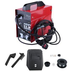 FER - POSTE A SOUDER Machine de soudure MIG-100 poste À souder de gaz 2
