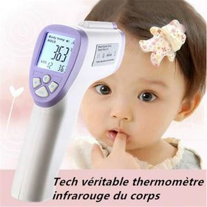 THERMOMÈTRE BÉBÉ  Thermomètre auriculaire à infrarouge