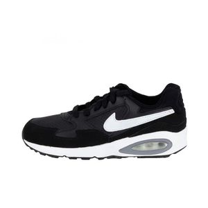 BASKET NIKE sneakers air max st (gs) homme blanc 1YWUUC T 15ec0d5f2be8