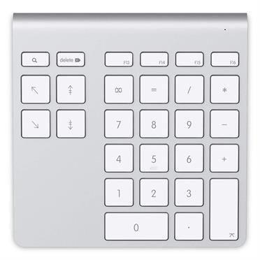 BELKIN Pavé Numérique sans-fil - Bluetooth - Pour iBook, iMac, MacBook, MacBook Pro / Air