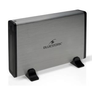 BLUESTORK Boitier externe disque dur SATA 3,5\