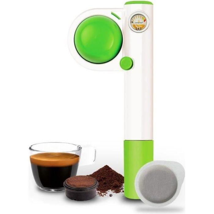 HANDPRESSO PUMP POP Machine à expresso manuelle - Vert