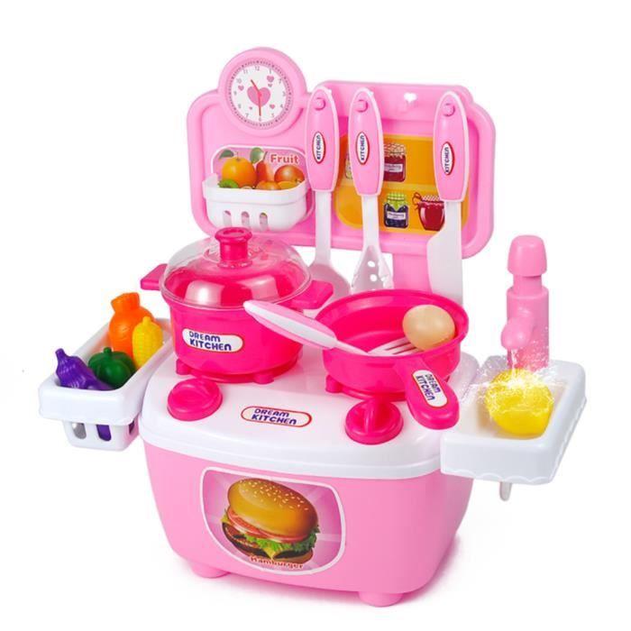 Enfants Cuisine Jouet Cuisine Jouets Pretend & Play Bébé Enfants ...