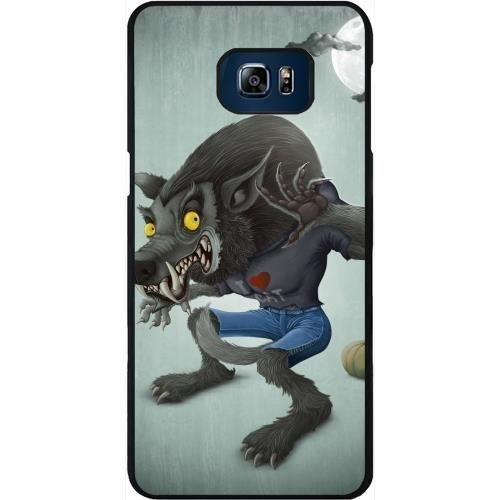 coque samsung s6 loup