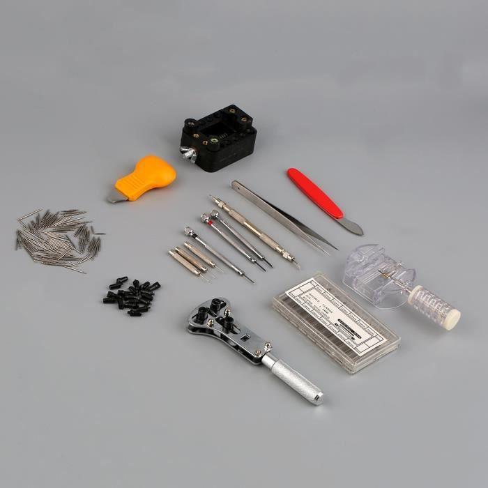 ENTRETIEN MONTRE outil de montre horloger réparation ouvreur Pin ba