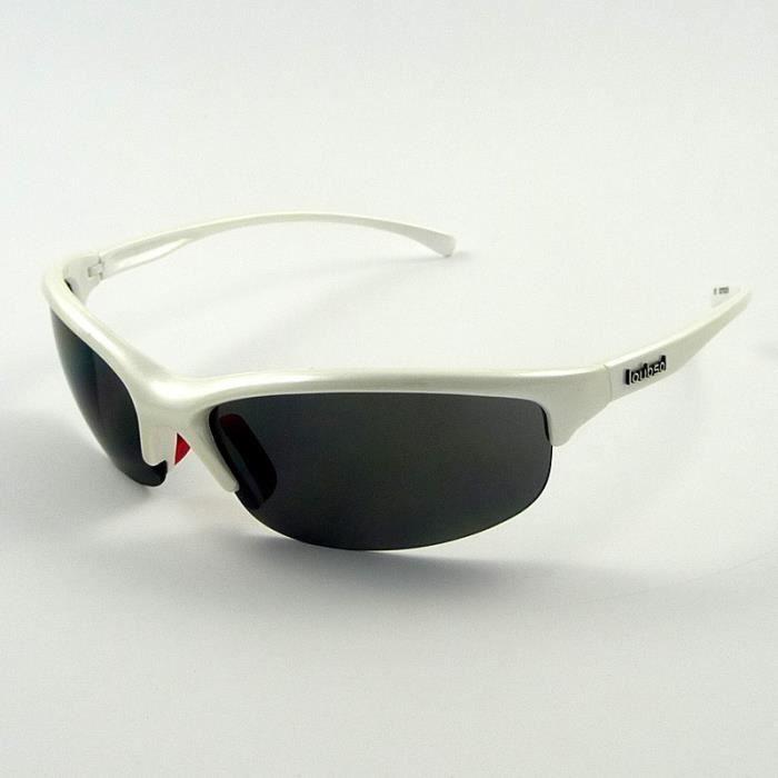 422cca4849052d Lunettes de soleil LOUBSOL Wing Blanc - Achat   Vente lunettes de ...