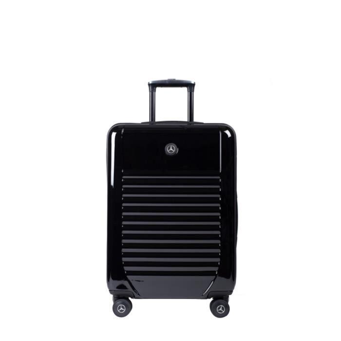 valise rigide mercedes benz 66 cm noir achat vente valise bagage 3660895761690 cdiscount. Black Bedroom Furniture Sets. Home Design Ideas