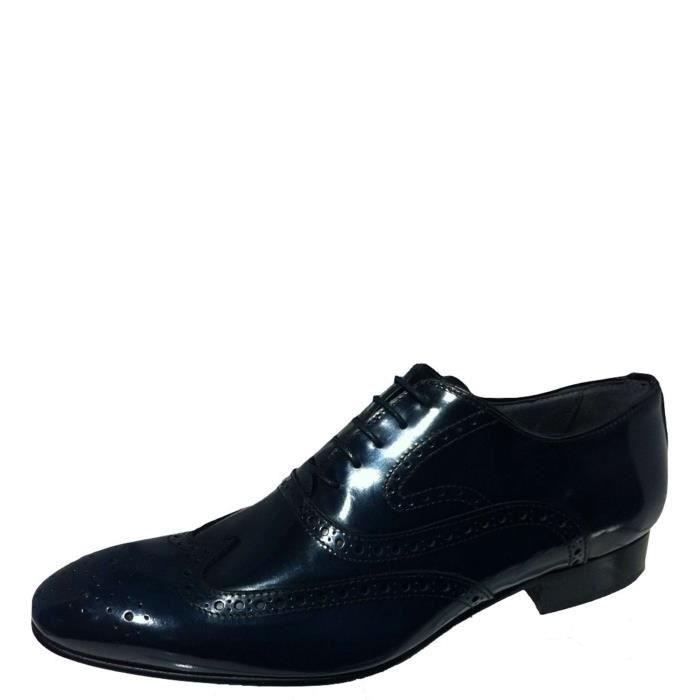 Henry Lobb Lace Shoes Homme Black KDxKkY