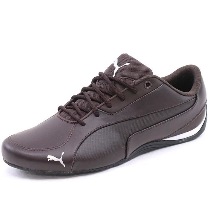Chaussures Marron Achat Homme Drift Cat 5 Puma shBtdCxrQo
