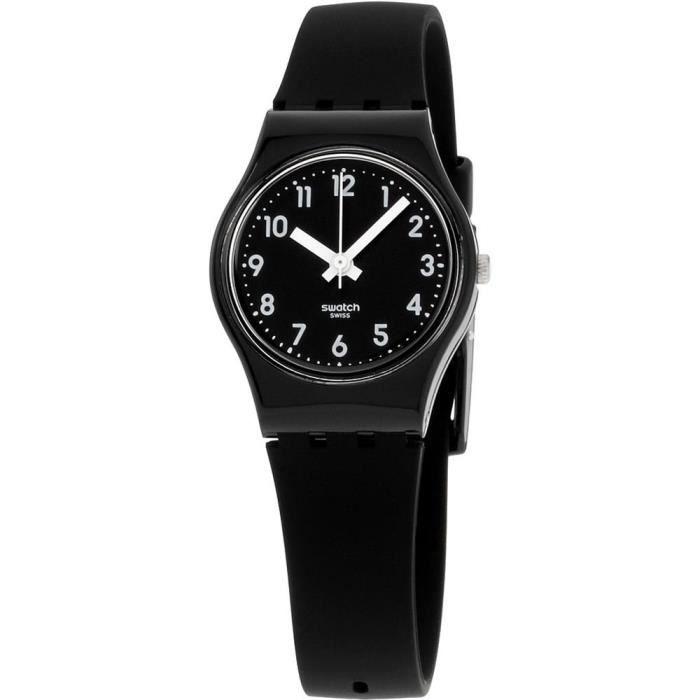 Bracelet montre swatch plastique homme