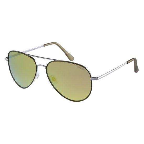 906f977c39e9d Lunettes de soleil Polaroid P4139 -QUHLM Gunmetal - Achat   Vente lunettes  de soleil Homme - Cdiscount