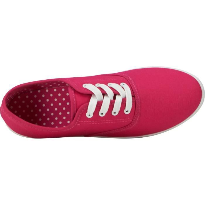 ATHLI-TECH Chaussures Triunfo - Fille - Rose