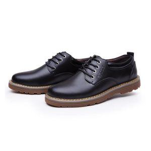JOZSI Chaussures Hommes Cuir Haut qualité Classique Homme chaussure de ville ZX-XZ202Rouge38 WKRxQ3zXm