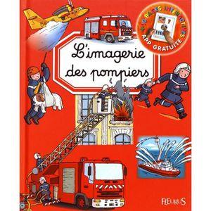 DOCUMENTAIRE ENFANT L'imagerie des pompiers
