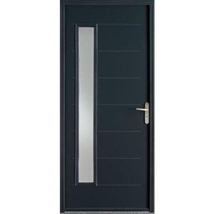 porte d 39 entr e acier bel 39 m mod le abscisse achat vente. Black Bedroom Furniture Sets. Home Design Ideas