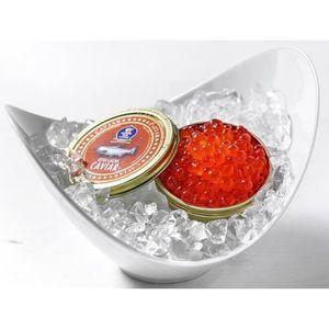 CAVIAR Caviar saumon Keta rouge 500g (Oeufs de saumon sau