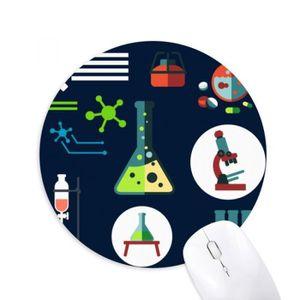 TAPIS DE SOURIS tube à essai fiole conique de la chimie jeu de cao