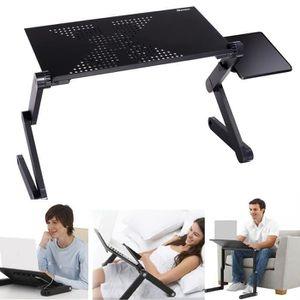 TABLE D'APPOINT tables ordinateur portable 360 degrés réglable por
