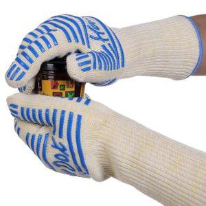 GANTS DE CUISINE gants de cuisine 1 paire 932F taille M révolutionn