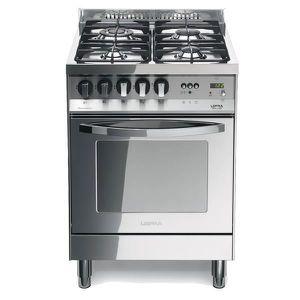 PLAQUE MIXTE LOFRA PL66MFT-C TOTAL Total Inox 60X60 cuisinière
