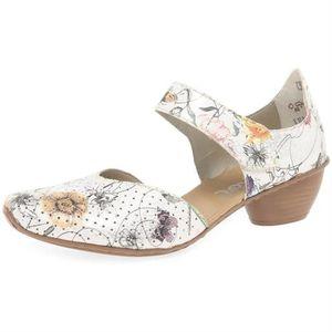 ecbb05d7bfae SANDALE - NU-PIEDS sandales   nu-pieds bouquet femme rieker 43789