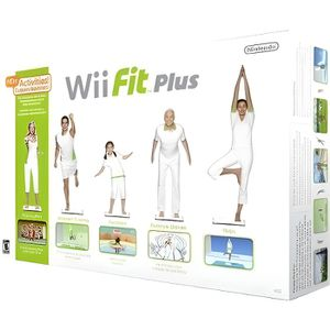 JEU WII WII FIT PLUS (WII BALANCE BOARD INCLUS) [WII] […