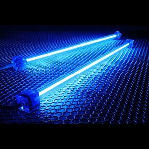 NÉON - ÉCLAIRAGE LED Revoltec RM128 - 2 Néons Bleus 10 cm - Kit de 2…